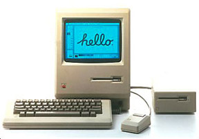 Apple introduced the Mac in 1984